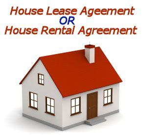 House Lease  House Rental