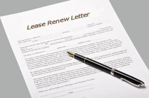 Lease Renew Letter