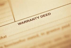 Warranty Deed