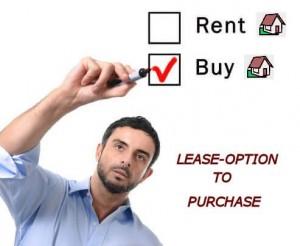 Rent Option to buy